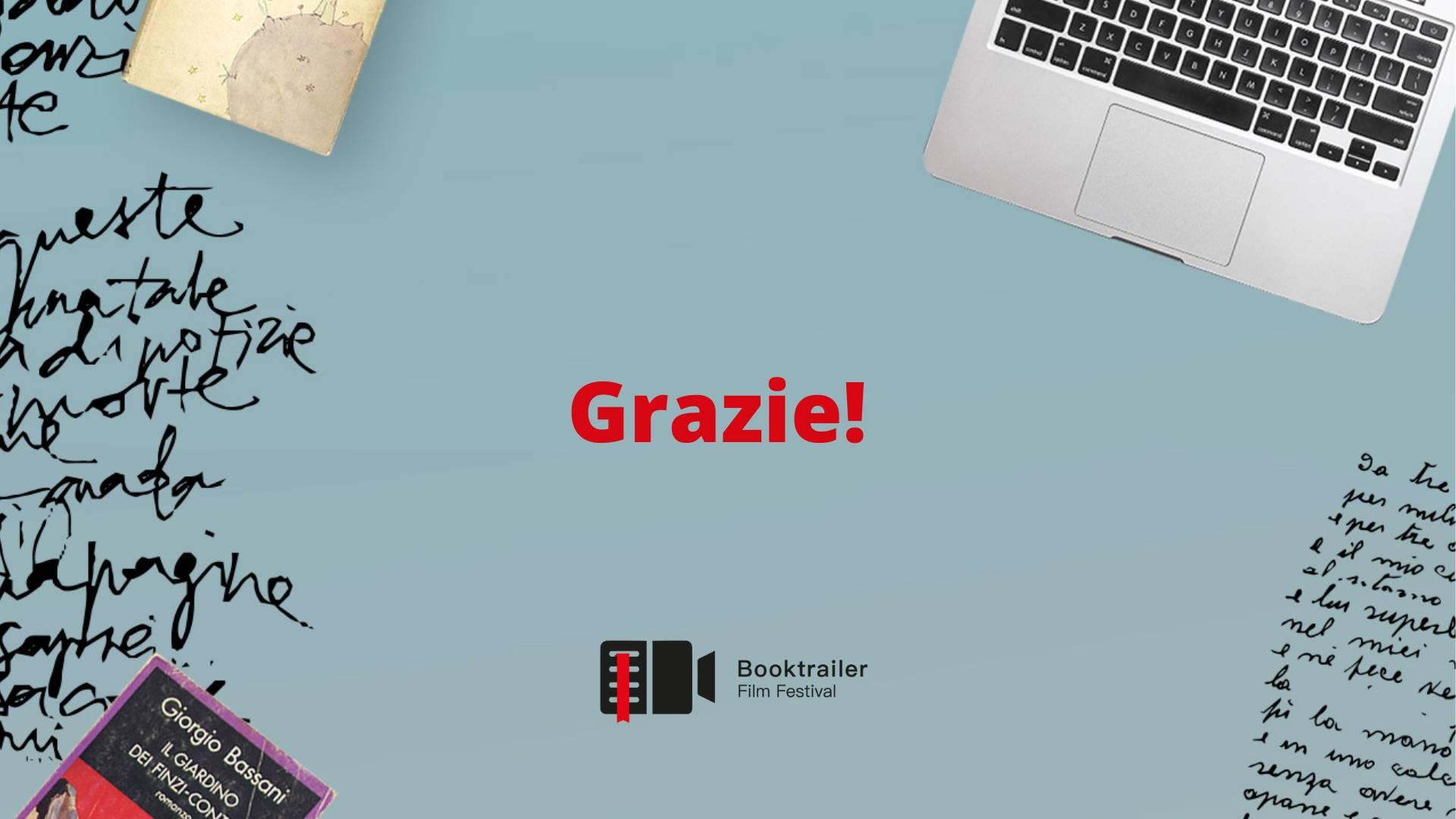 GRAZIE, ASPETTANDO BFF 2022!